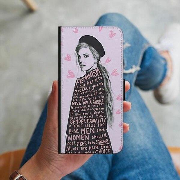 Huawei P20 Pro Plånboksskal Feminism