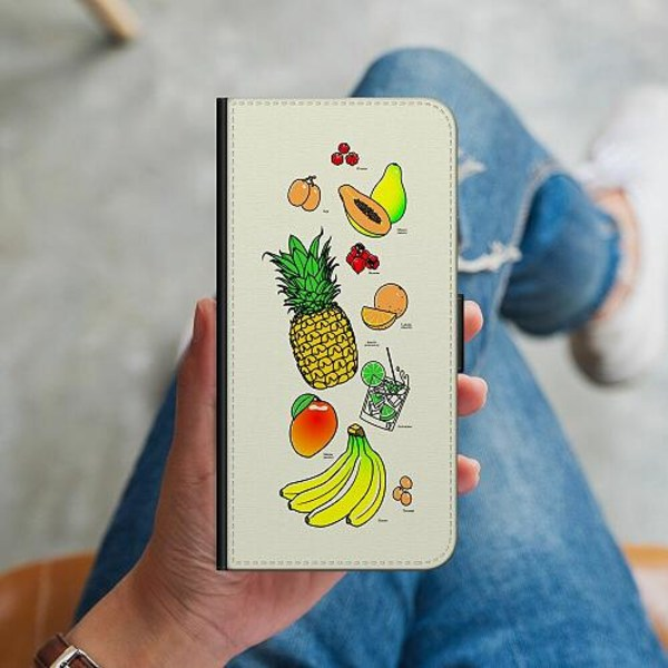 Samsung Galaxy S9+ Plånboksskal Fruit Party