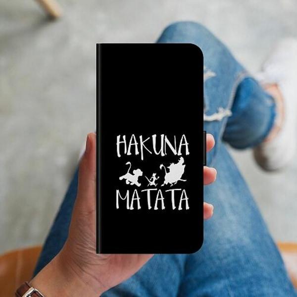 Samsung Galaxy S10 Plus Plånboksskal Hakuna Matata