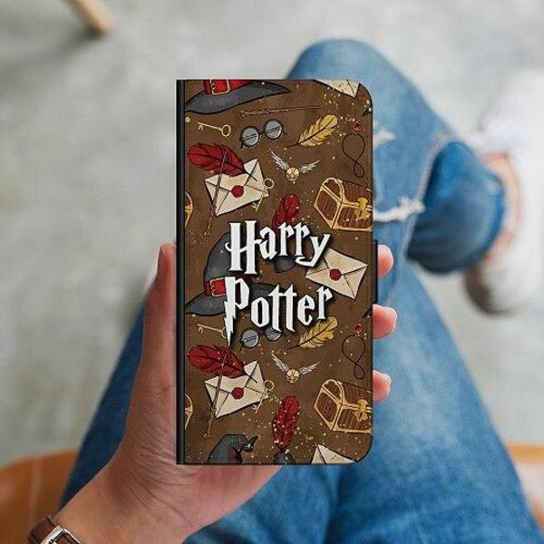 Samsung Galaxy Alpha Plånboksskal Harry Potter