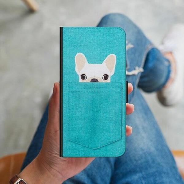 Samsung Galaxy S10 Plus Plånboksskal Hund