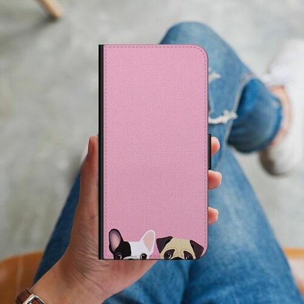 Samsung Galaxy S10 Plus Plånboksskal Hundar