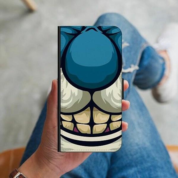 Samsung Galaxy S8 Plånboksskal I'm Blue