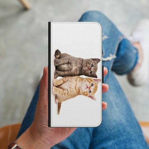 Samsung Galaxy A51 Plånboksskal Katter