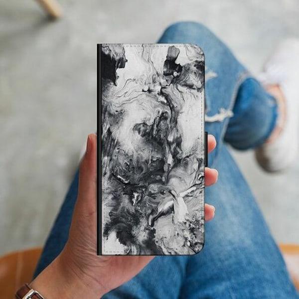 Samsung Galaxy S10 Plus Plånboksskal Liquid Smoke