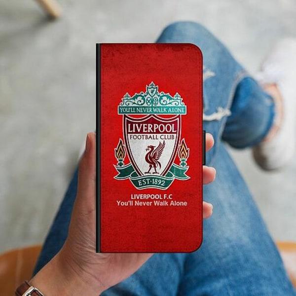 Huawei P40 Lite Plånboksskal Liverpool YNWA
