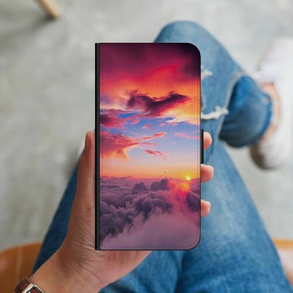 Huawei P40 Lite Plånboksskal Lovely Sky