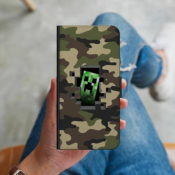 Samsung Galaxy S10 Plus Plånboksskal Minecraft