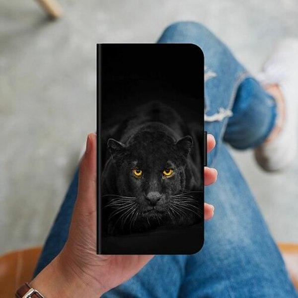 Samsung Galaxy Xcover 3 Plånboksskal Panther