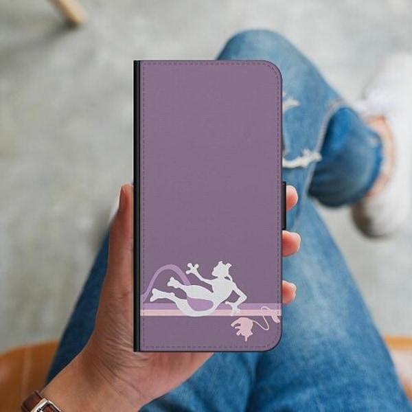 Samsung Galaxy S10 Plus Plånboksskal Pokémon - Mew & Mewtwo