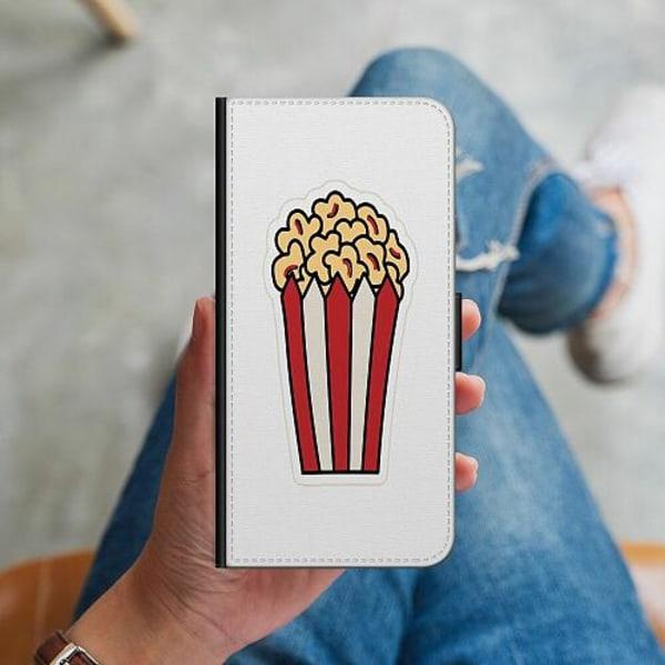 Apple iPhone 12 Plånboksskal Popcorn