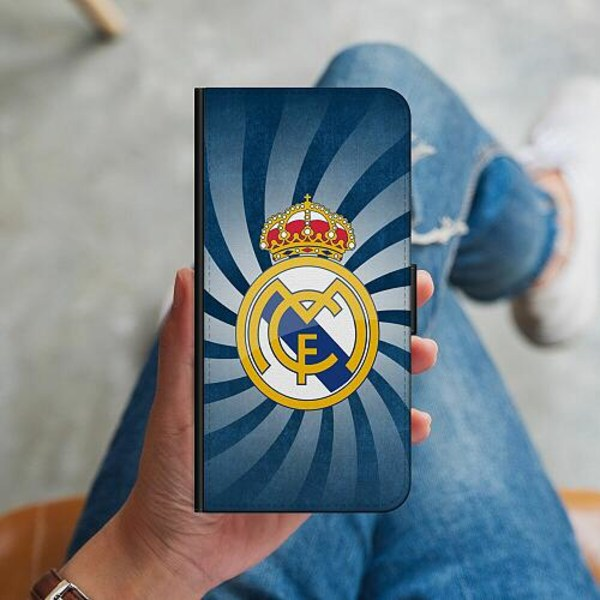 Samsung Galaxy S10 Plus Plånboksskal Real Madrid