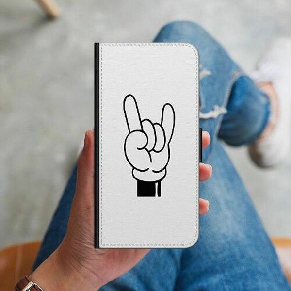 Samsung Galaxy S10 Plus Plånboksskal Rock On