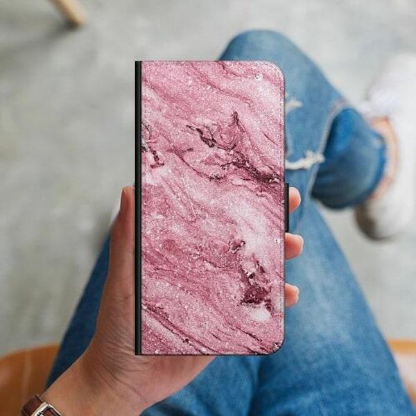 Huawei P40 Lite Plånboksskal Rosa