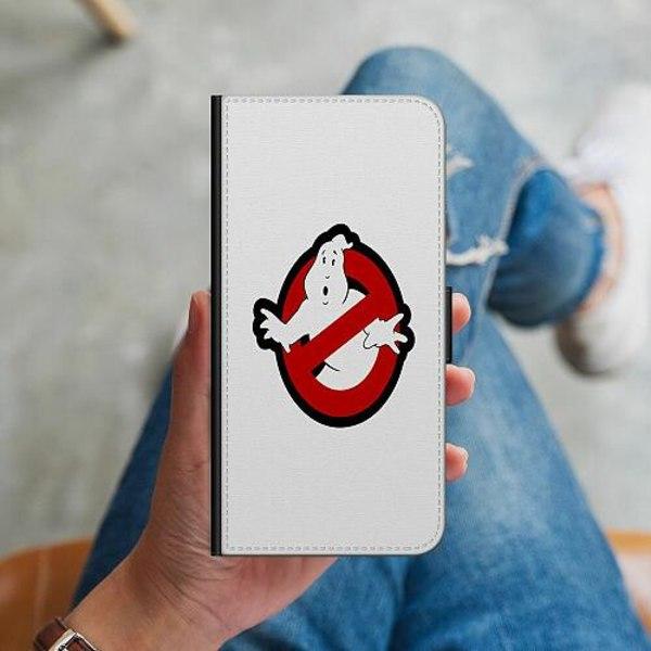 Apple iPhone 12 Plånboksskal Stop. Ghost.