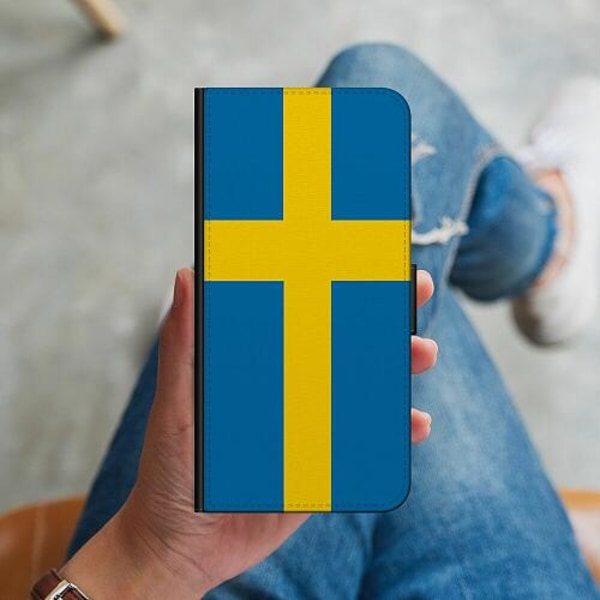 Samsung Galaxy S10 Plus Plånboksskal Sweden/Sverige
