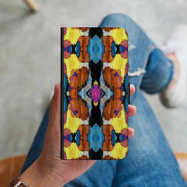 Samsung Galaxy Note 4 Plånboksskal Tapestry Delight