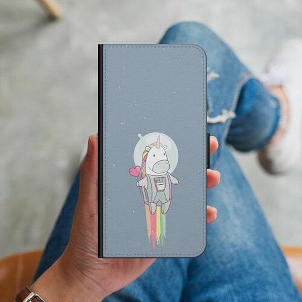 Samsung Galaxy S10 Plus Plånboksskal Unicorn