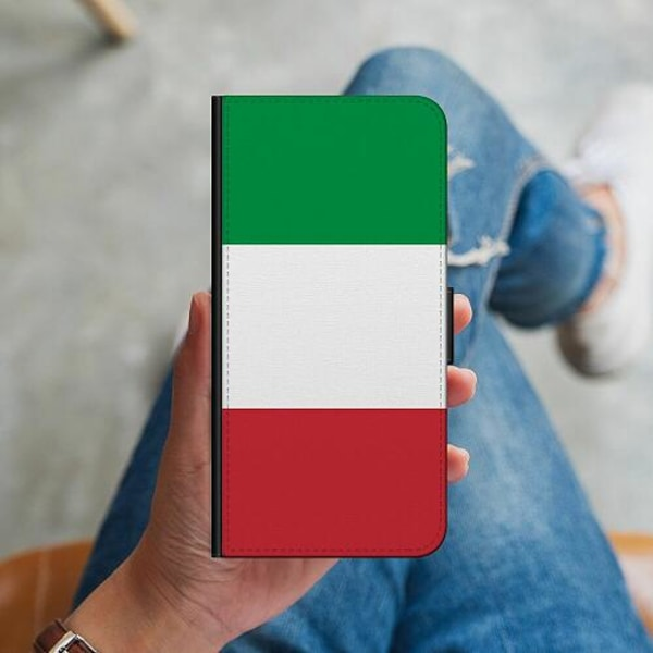 Apple iPhone SE (2020) Plånboksskal Italien / Italy