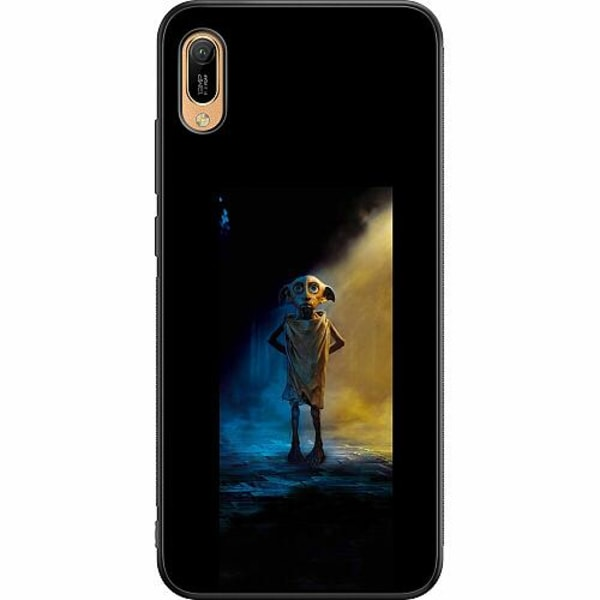 Huawei Y6 (2019) Soft Case (Svart) Harry Potter