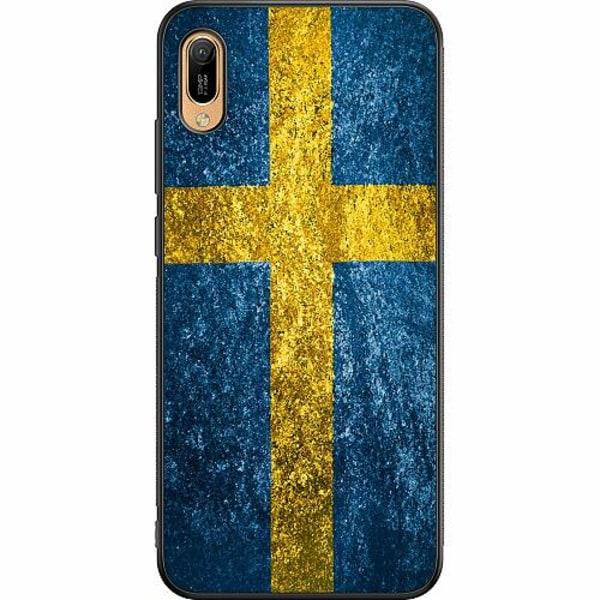 Huawei Y6 (2019) Soft Case (Svart) Sverige