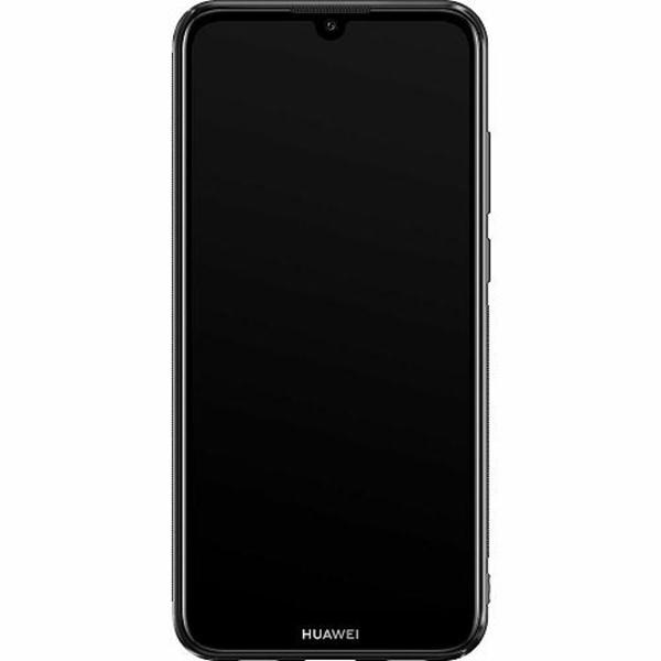Huawei Y6 (2019) Soft Case (Svart) Messi