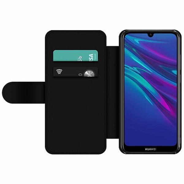 Huawei Y6 (2019) Wallet Slim Case Manchester United FC
