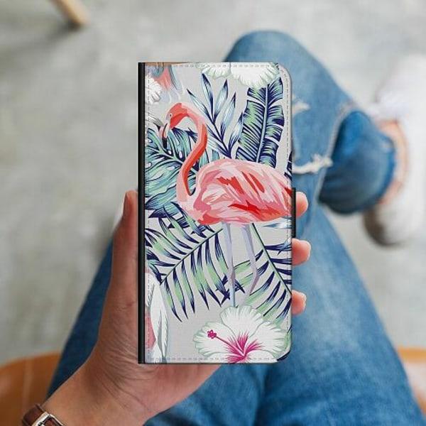 Huawei Y6s (2019) Plånboksskal Flamingo