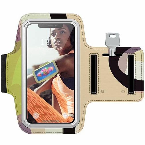 OnePlus X Träningsarmband / Sportarmband -  Pattern