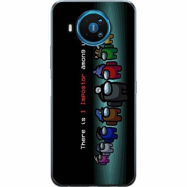 Nokia 8.3 TPU Mobilskal Among Us