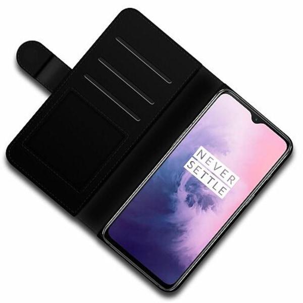 OnePlus 7 Lyxigt Fodral Mönster