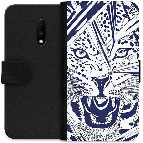 OnePlus 7 Wallet Case Manga Tiger