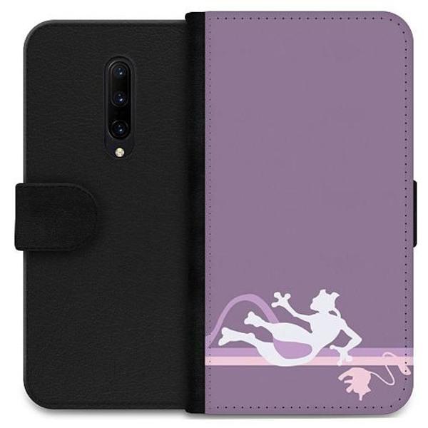 OnePlus 7 Pro Wallet Case Pokémon - Mew & Mewtwo