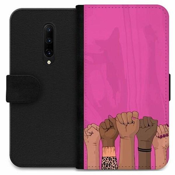 OnePlus 7 Pro Wallet Case International Women's Day