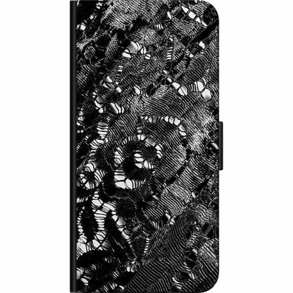 OnePlus 8 Billigt Fodral Black Corset