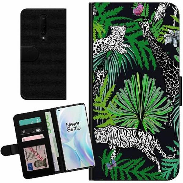 OnePlus 8 Billigt Fodral Colourbook Animals