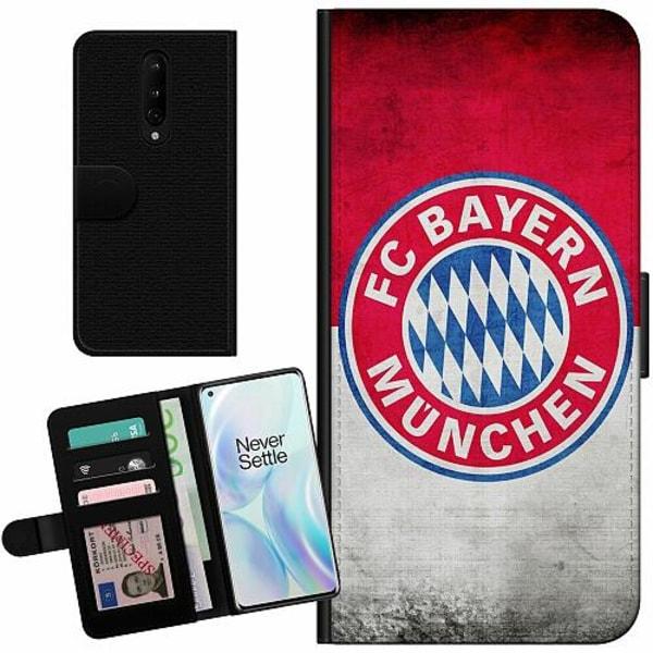 OnePlus 8 Billigt Fodral FC Bayern
