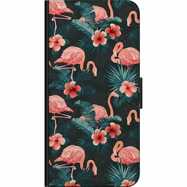 OnePlus 8 Billigt Fodral Flamingo