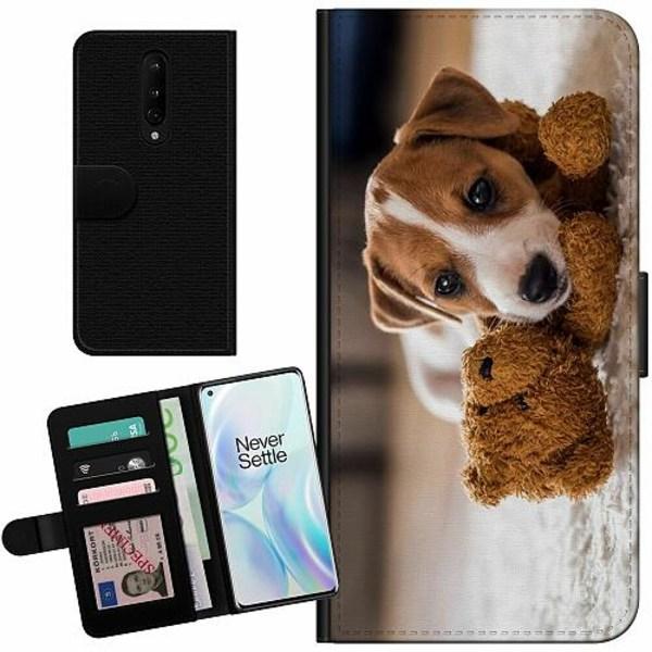 OnePlus 8 Billigt Fodral Jack Russell
