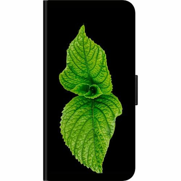 OnePlus 8 Billigt Fodral Mint Green Posy