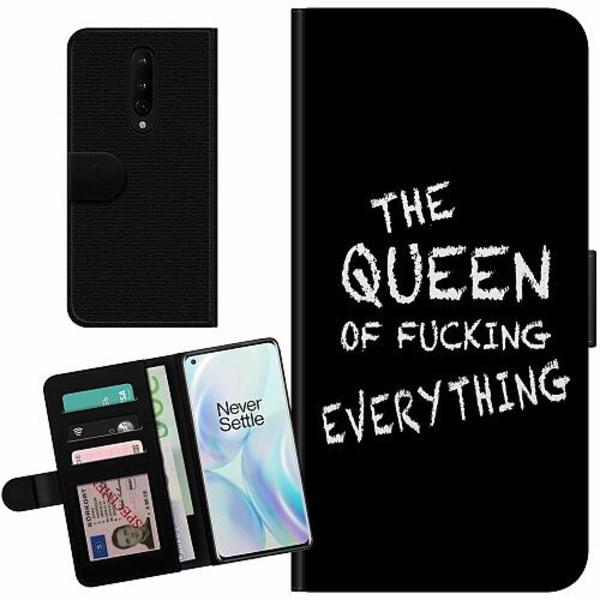 OnePlus 8 Billigt Fodral Queen