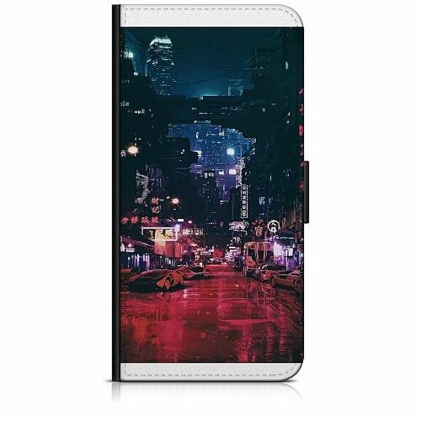 Sony Xperia 5 Plånboksfodral Cyberpunk 2077