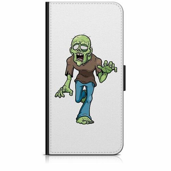 Sony Xperia 5 Plånboksfodral Green Zombie