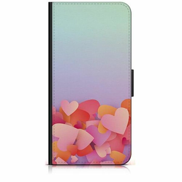 Sony Xperia 5 Plånboksfodral Love In Abundance