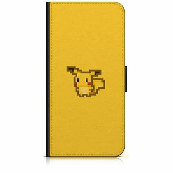 Sony Xperia 5 Plånboksfodral Pixel art Pokémon
