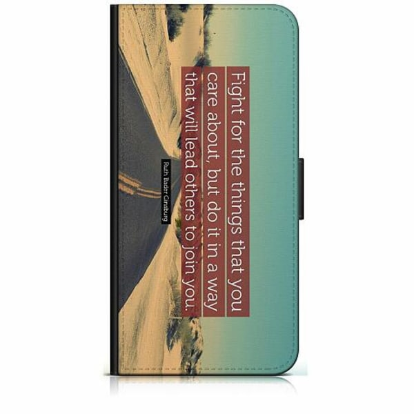 Sony Xperia 5 Plånboksfodral Ruth Bader Ginsburg (RBG)