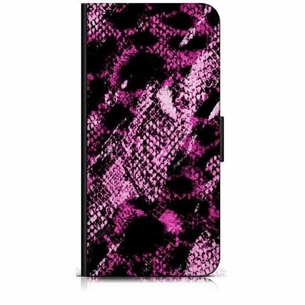 Samsung Galaxy Note 20 Ultra Plånboksfodral Snakeskin P