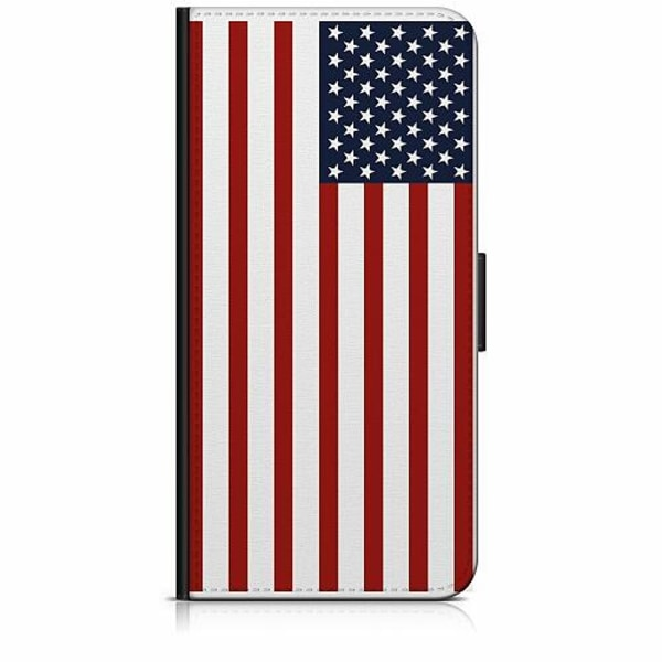 Sony Xperia 5 Plånboksfodral The United Americas Of States