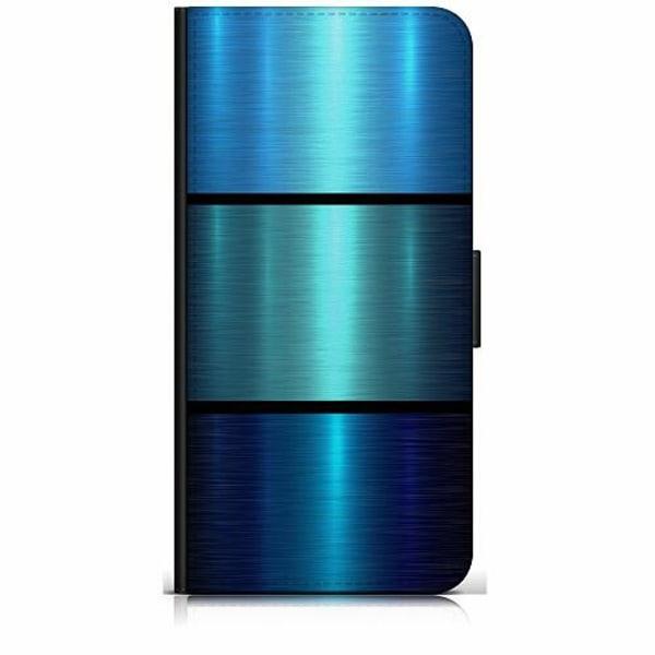 Sony Xperia 5 Plånboksfodral Blå