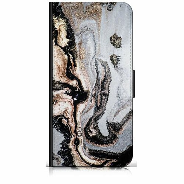 Sony Xperia 5 Plånboksfodral Mönster